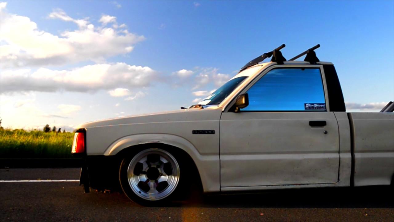 Mazda B2200 Exhaust