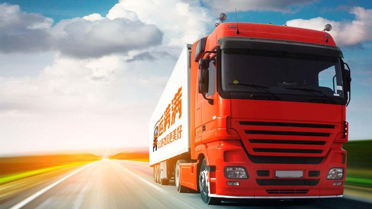 Ask China: Smarter Road Freight Transportation For All