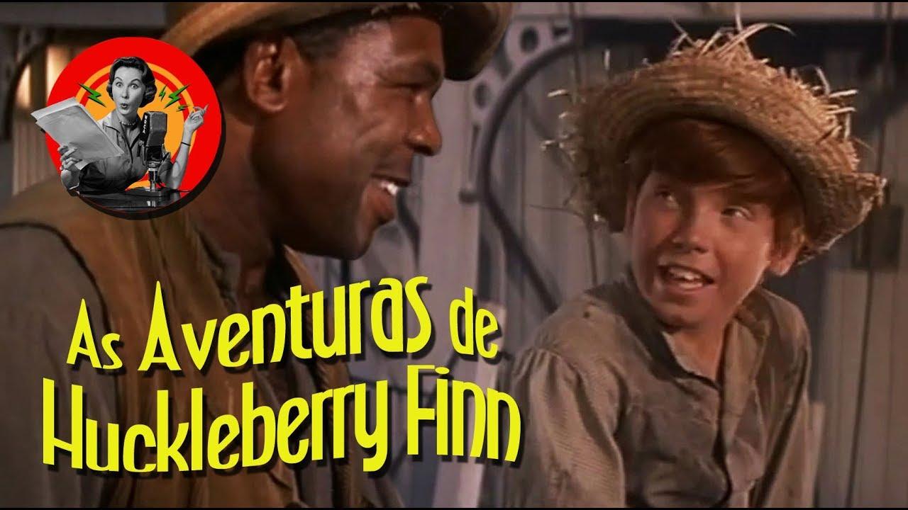 As Aventuras De Huckleberry Finn Dublagem Telecine Youtube