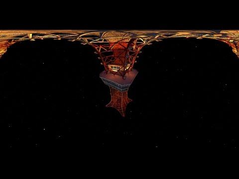【360° Movie】Tokyo Light Osyssey (Full)