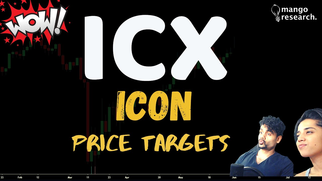 ICON PUMP SOON!! Icon ICX Price Prediction & Targets Today |  NEWS & Analysis | JULY 2020 🏮