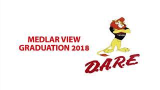2018 Medlar View Elementary D.A.R.E. Graduation Ceremony