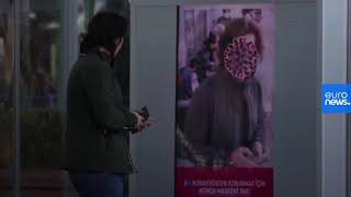 Turkish city installs mask cams at bus stops to promote face coverings
