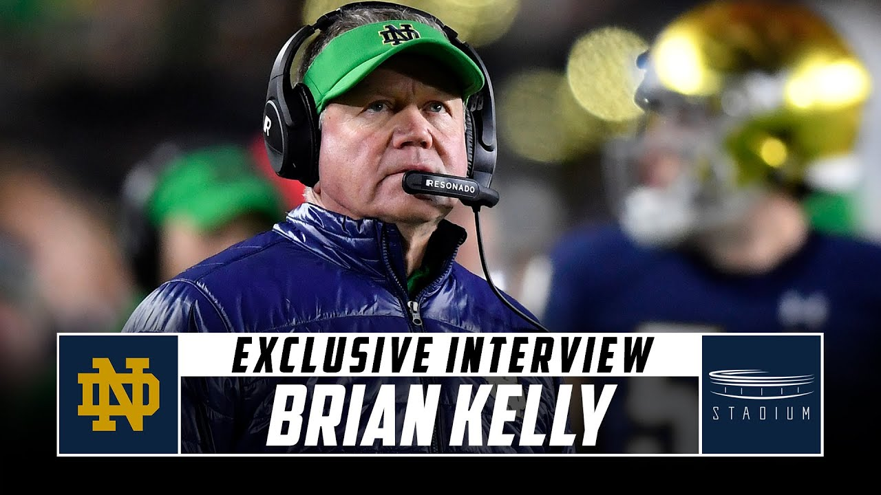 Notre Dame Head Coach Brian Kelly Discusses Playing in the ACC and His Time at the Program | Stadium
