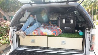 A Month Living In my Truck