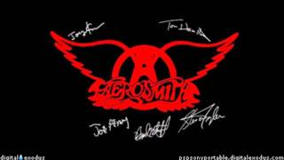 aerosmith back in the saddle, lyrics