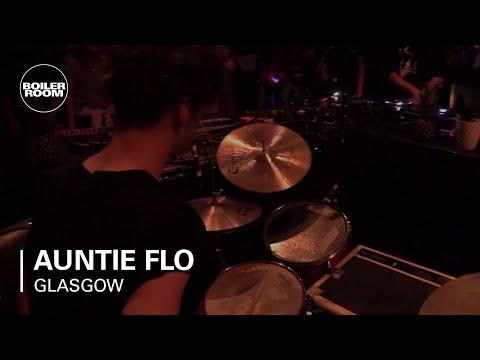 Auntie Flo Boiler Room Glasgow LIVE Show