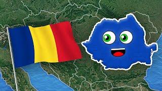 Romanian GeographyCountry of Romania