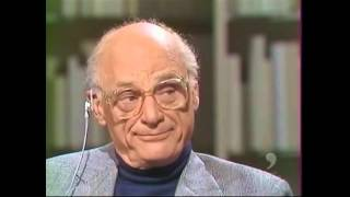 Arthur Miller parle de Marilyn Monroe en français ... Arthur Miller talks Marilyn in French ...