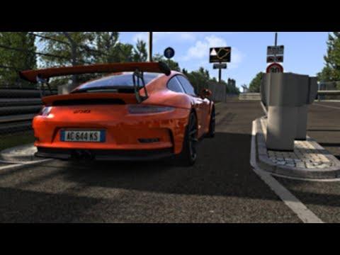 LUXURY HOTLAP #1 Nordschleife Tourist VS Porsche 911GT3 RS