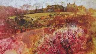 Experimental Landscapes In Watercolour With Ann Blockley Trailer