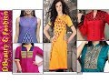 Top 25 Different Types Of Neck Designs For Kurti//Neck Lines for Kurti
