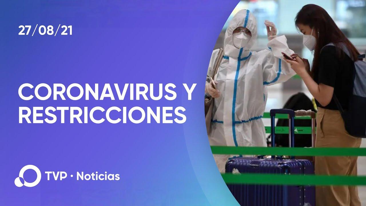 Download Los vacunados que viajen por trabajo no deberán hacer cuarentena al volver al país