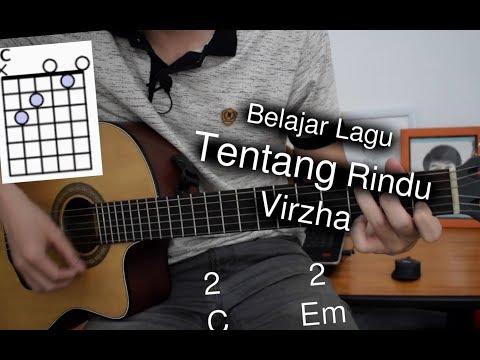 Belajar Gitar (Tentang Rindu - Virzha)