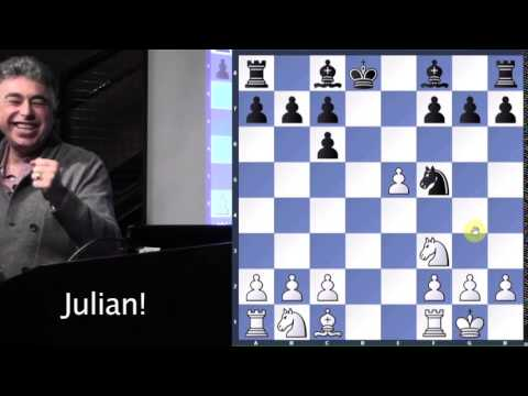 The Berlin Defence in the Ruy Lopez - GM Yasser Seirawan - 2015.02.21