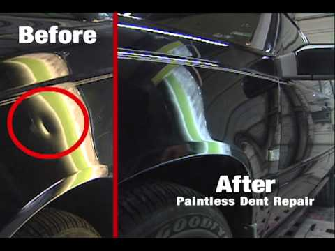 How to repair small dents - Haley Ford.mov