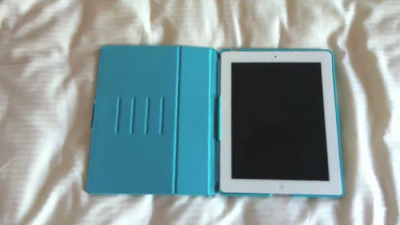 new concept a0b89 1cd22 Speck Fitfolio iPad Case Review