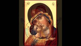 Agni Parthene - Oh Pure Virgin Orthodox hymn sung by Eikona - performed in greek and english.