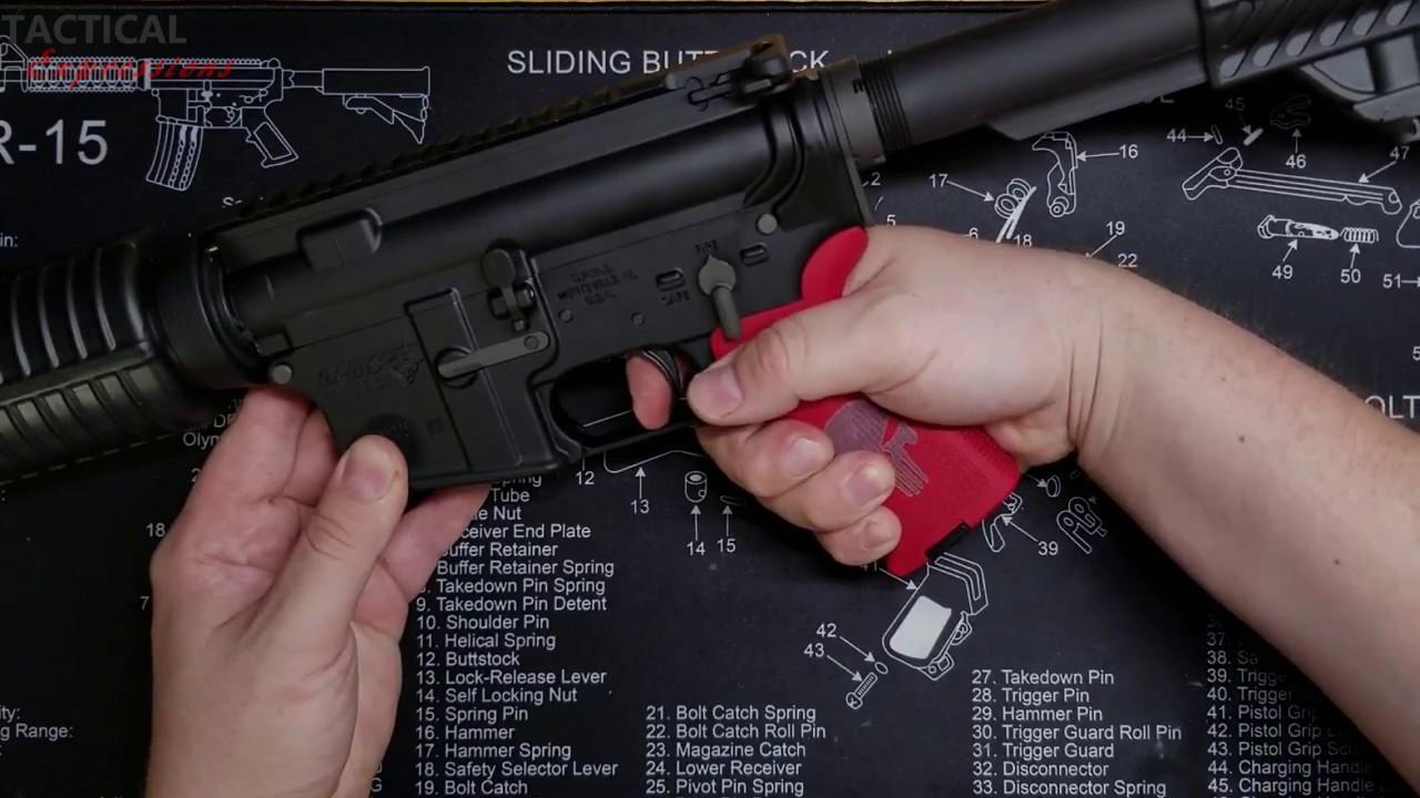 AR-15 Grips