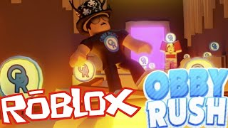 Roblox Obby Rush - WORLD HARDEST OBBY in ROBLOX!