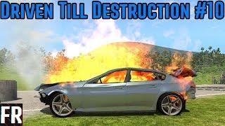 BeamNG Drive - Driven Till Destruction - The Endurodrome #10