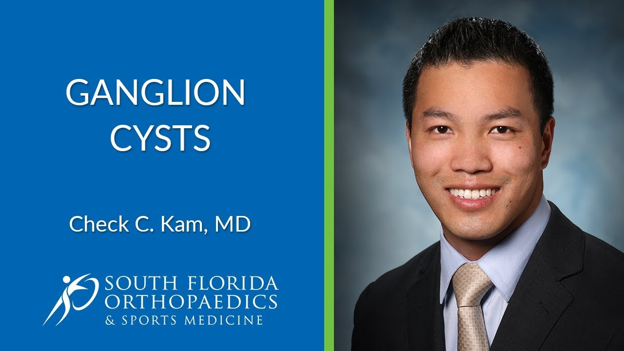 What is a Ganglion Cyst? | South Florida Orthopaedics