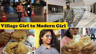First time Modern dress la Sangeetha            Phoenix Mall ha