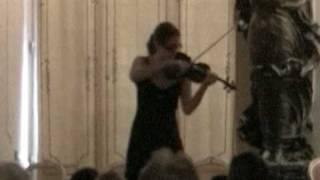 Caterina Demetz- Ysaye sonata n.3 Ballade