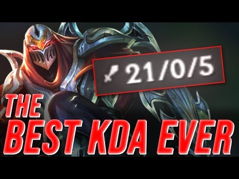 LL Stylish - THE BEST KDA EVER - UNRANKED TO CHALLENGER
