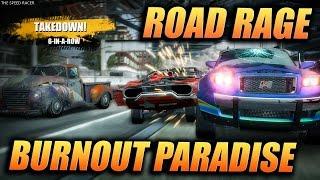 Road Rage - Hunter Reliable Custom - Burnout Paradise