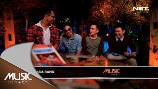 Gambar cover Ada Band - Pesona Potretmu - Music Everywhere Netmediatama