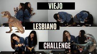 VIEJO LESBIANO CHALLENGE   IVONNE&YESS