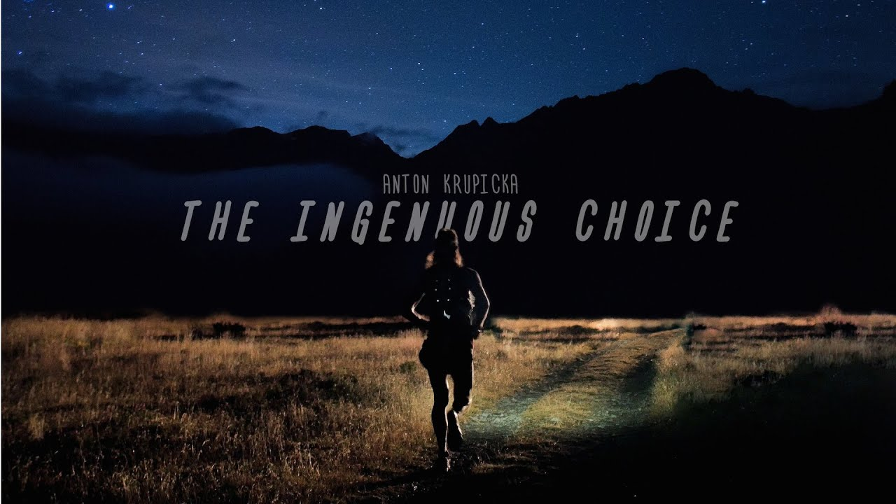 the ingenuous choice mountain running with anton krupicka youtube. Black Bedroom Furniture Sets. Home Design Ideas