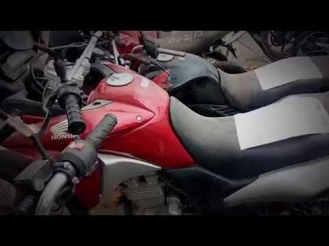 Comprar moto no Leilão compensa ?  Vejam os preços que saiu e tirem suas conclusões 01