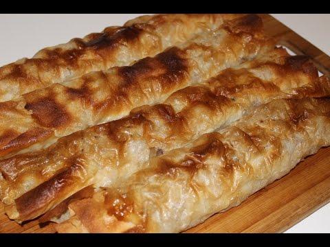 KAKO NAPRAVITI PITU KROMPIRUŠU - RECEPT ZA PITU - how to make potato pie