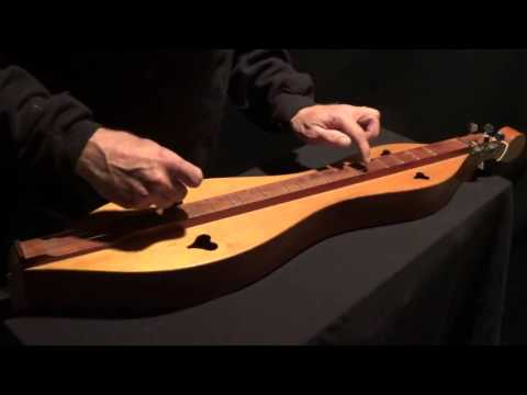 """Lull Me Beyond Thee"" on Dulcimer"