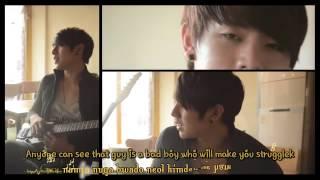 [Kara + Engsub] Far away ... Young love - C-clown (acoustic ver) Mp3
