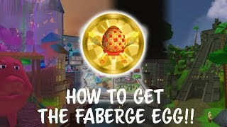 ROBLOX EGG HUNT 2018 - HOW TO GET THE FEATHERED FABERGE EGG!