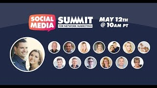 Ray and Jessica Higdon join the Live Online Social Media Summit
