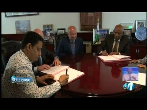 Télé Djibouti Chaine Youtube : JT Francais du 06/12/2017