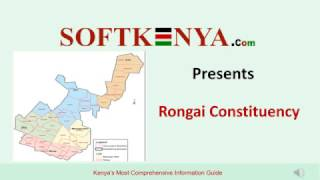Rongai Constituency