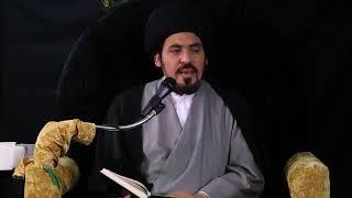لإمام المهدي عجل الله فرجه المصداق الأجلى للمضطر في القرآن الكريم - السيد منير الخباز