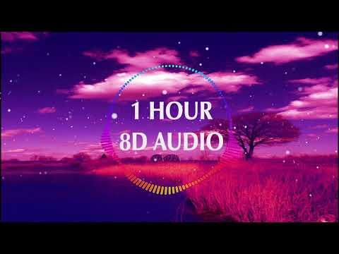 (1 HOUR) Marshmello Ft Khalid - Silence (8D Audio) 🎧