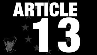 What Is Article 13 And Why Are People Worried About It? | TRO