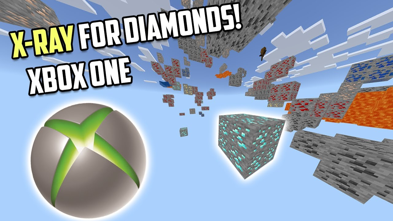 ✓ How to Download X Ray Ore MOD on Minecraft Xbox One Tutorial