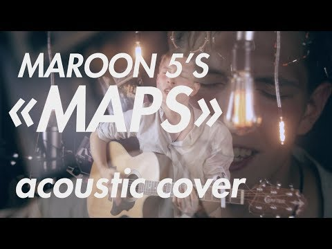 SAVITSKY — «Maps» (Maroon 5 acoustic cover)