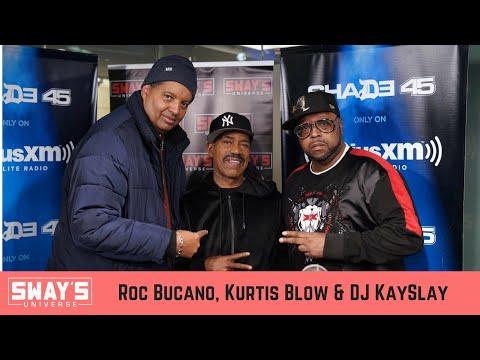 DJ KaySlay, Kurtis Blow and Roc Bucano Talk Bridging The Gap In Hip Hop and New Hip Hop Museum