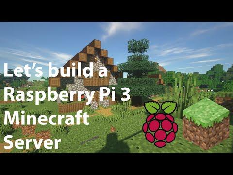 Minecraft Cuberite Server Tutorial X X German - Minecraft server erstellen raspberry pi