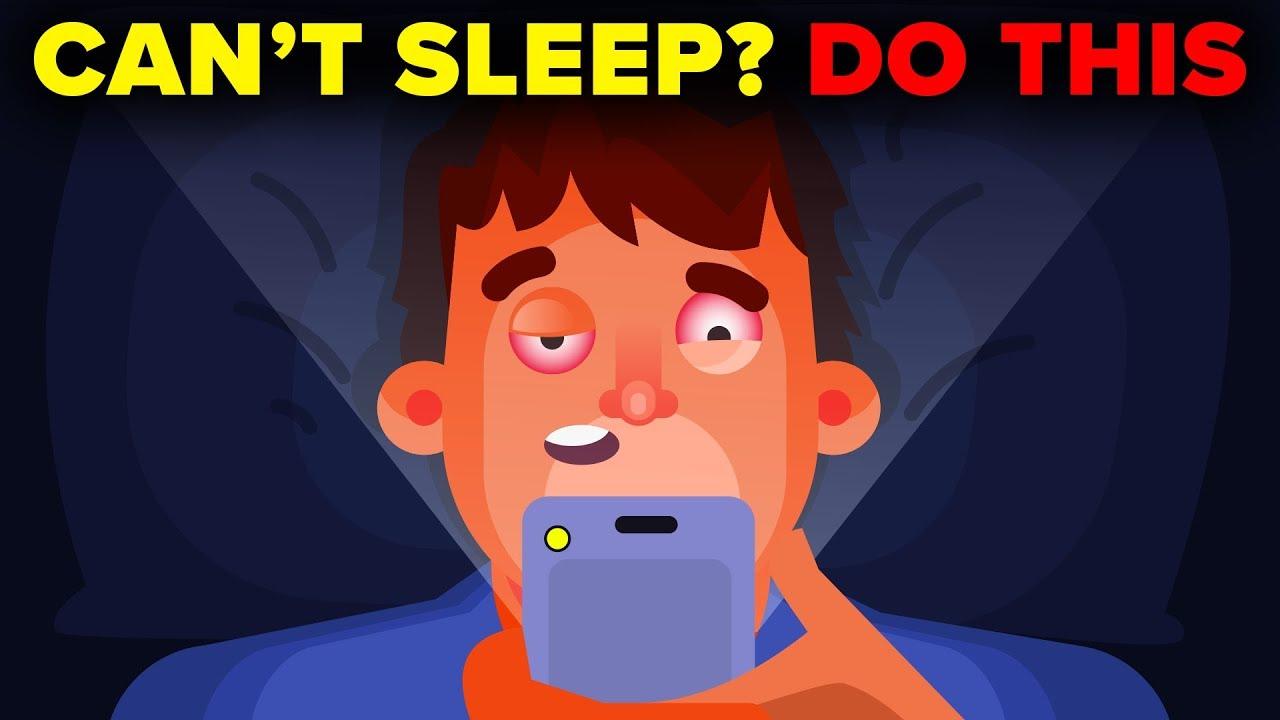 Зошто навечер не можете да заспиете?