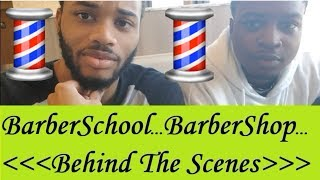 Barber School and How To Own A Barbershop
